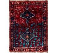 Link to 3' 3 x 4' 5 Hamedan Persian Rug