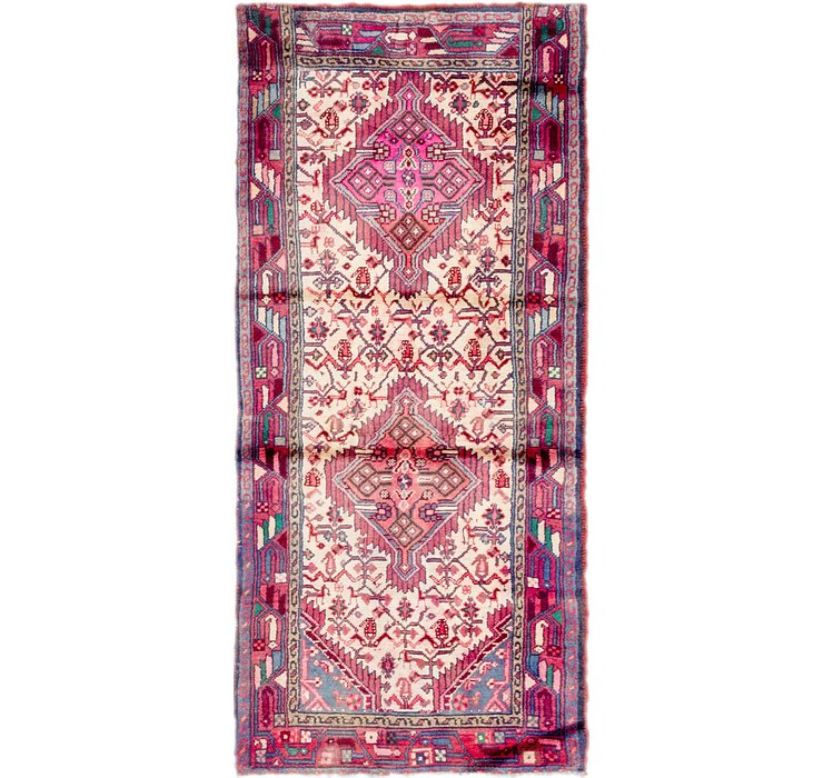 2' 8 x 6' 2 Darjazin Persian Runner...
