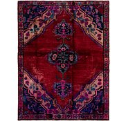 Link to 4' 6 x 5' 9 Hamedan Persian Rug