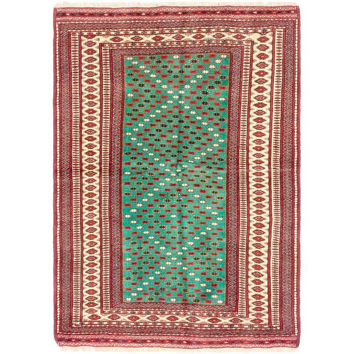3' 6 x 4' 10 Ghoochan Persian Rug