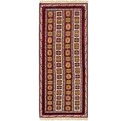 Link to 2' 9 x 7' Ghoochan Persian Runner Rug