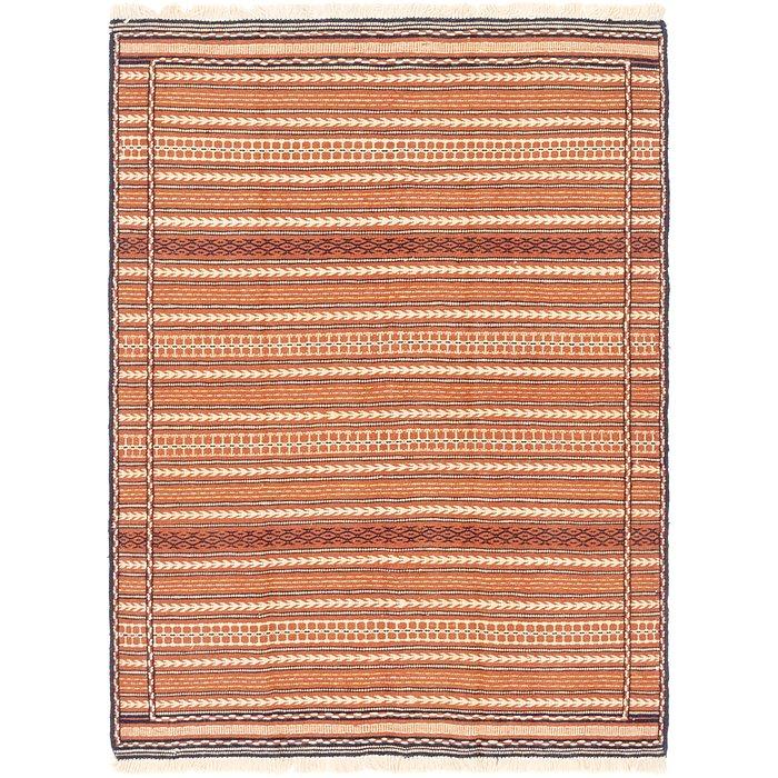 4' 10 x 6' 9 Ghoochan Persian Rug
