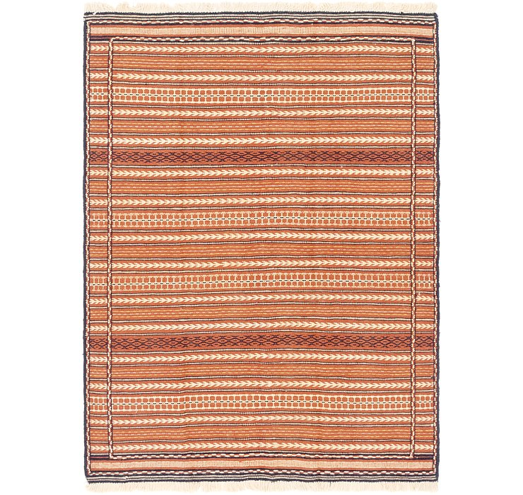 147cm x 205cm Ghoochan Persian Rug