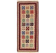 Link to 2' 7 x 6' 6 Ghoochan Persian Runner Rug