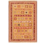 Link to 4' 7 x 6' 10 Ghoochan Persian Rug