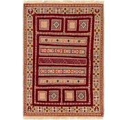 Link to 140cm x 208cm Ghoochan Persian Rug