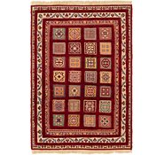 Link to 3' 10 x 6' Ghoochan Persian Rug
