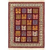 Link to 3' 9 x 4' 10 Ghoochan Persian Rug