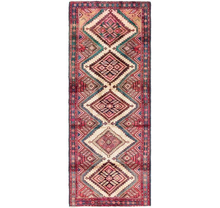 3' 6 x 9' 3 Chenar Persian Runner Rug