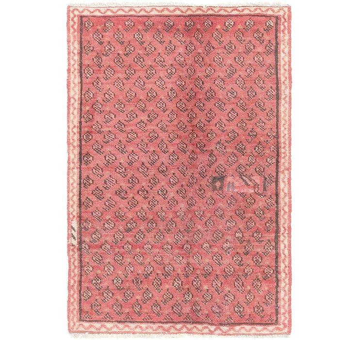 2' 3 x 3' 7 Botemir Persian Rug