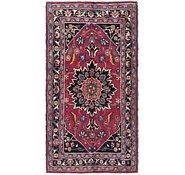 Link to 110cm x 213cm Hamedan Persian Rug