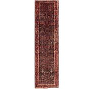 Link to 3' 5 x 14' 9 Hossainabad Persian Runner Rug