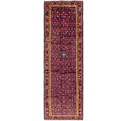 Link to 115cm x 378cm Hossainabad Persian Runner Rug
