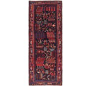 Link to 3' 7 x 9' 7 Roodbar Persian Runner Rug