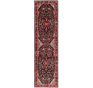 Link to 3' 7 x 14' 1 Khamseh Persian Runner Rug