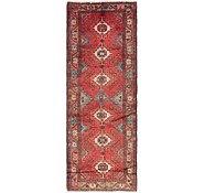 Link to 102cm x 292cm Hamedan Persian Runner Rug