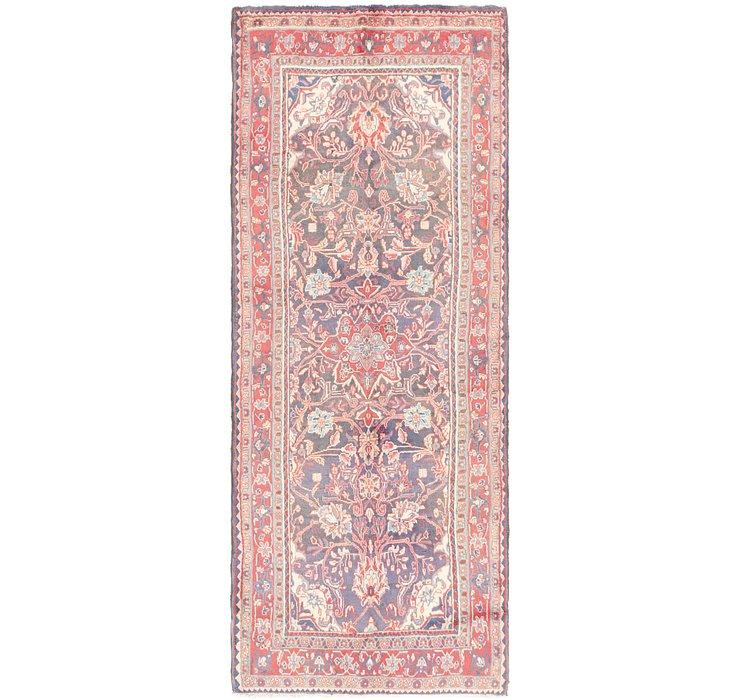 3' 8 x 9' 8 Mahal Persian Runner Rug