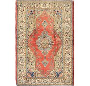 Link to 4' 6 x 6' 8 Tabriz Persian Rug