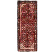 Link to 112cm x 292cm Hossainabad Persian Runner Rug