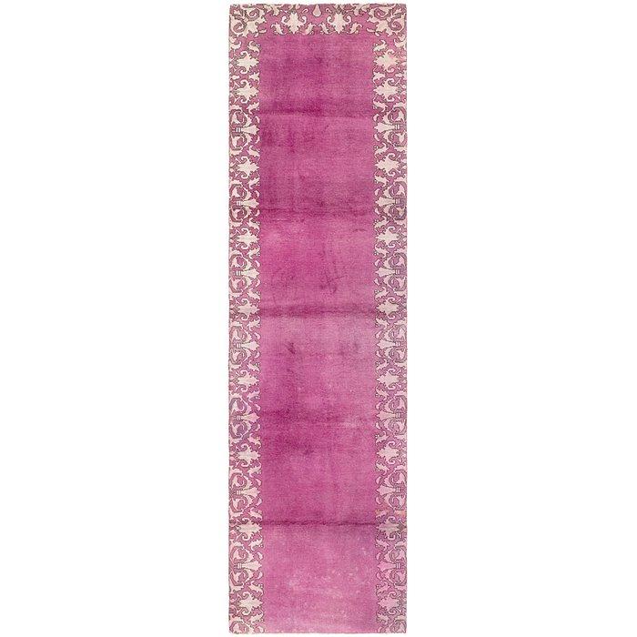 2' 9 x 10' 8 Tabriz Persian Runner Rug