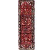 Link to 100cm x 345cm Hamedan Persian Runner Rug