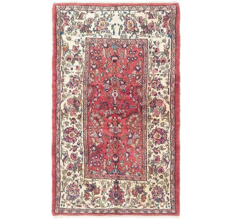 3' 6 x 5' 10 Shahrbaft Persian Rug