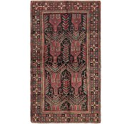 Link to 110cm x 203cm Balouch Persian Rug