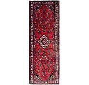 Link to 110cm x 328cm Hamedan Persian Runner Rug