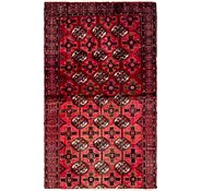 Link to 90cm x 157cm Balouch Persian Rug
