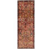 Link to 3' 9 x 11' 3 Hamedan Persian Runner Rug