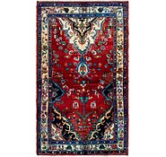 Link to 3' 8 x 6' 2 Hamedan Persian Rug