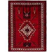 Link to 122cm x 165cm Ferdos Persian Rug