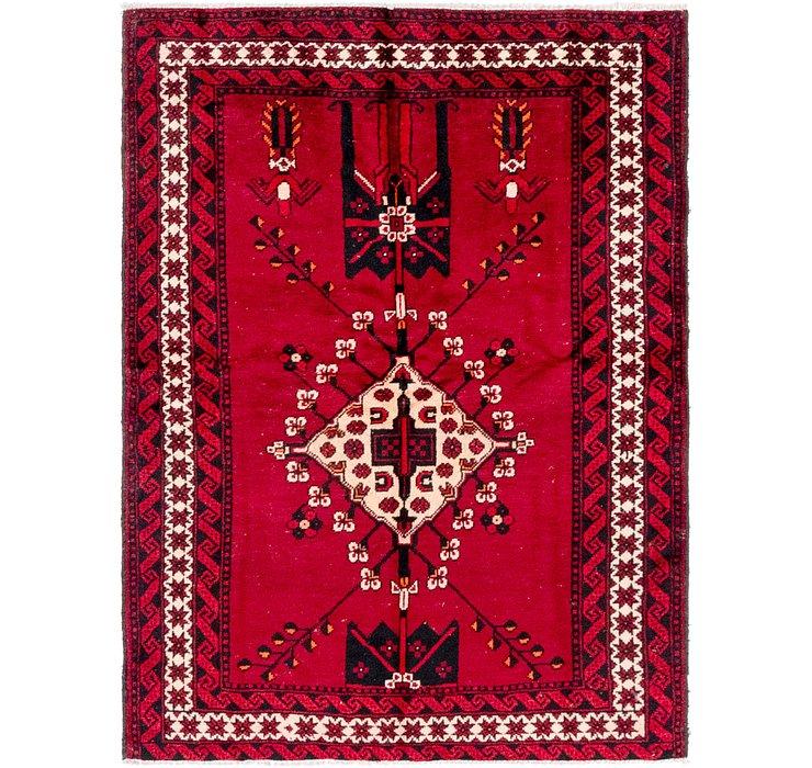 4' x 5' 5 Ferdos Persian Rug