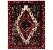 Link to 142cm x 183cm Senneh Persian Rug
