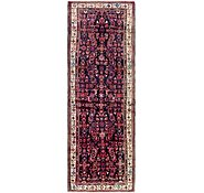 Link to 100cm x 292cm Hossainabad Persian Runner Rug