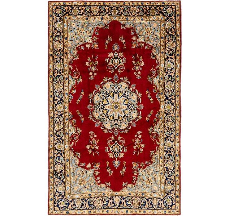 4' 10 x 8' Kerman Persian Rug
