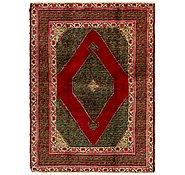 Link to 137cm x 188cm Tabriz Persian Rug