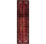 Link to 3' 5 x 13' 4 Hossainabad Persian Runner Rug