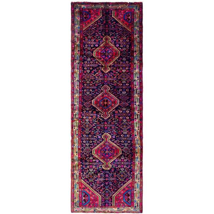 3' 8 x 11' 7 Mazlaghan Persian Runne...