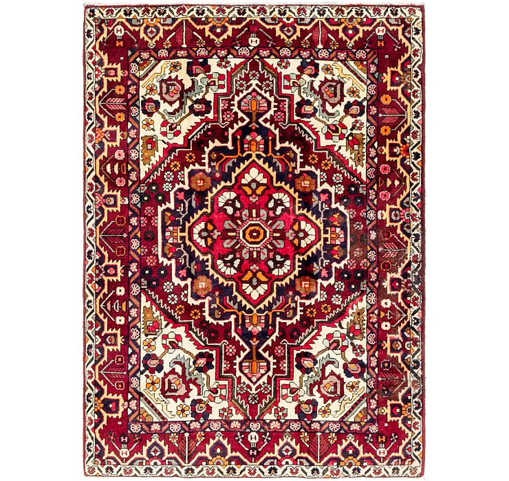 5' 2 x 7' Bakhtiar Persian Rug