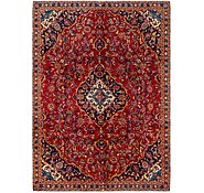 Link to 6' 9 x 9' 10 Kashan Persian Rug