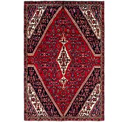 Link to 6' 2 x 9' Hamedan Persian Rug