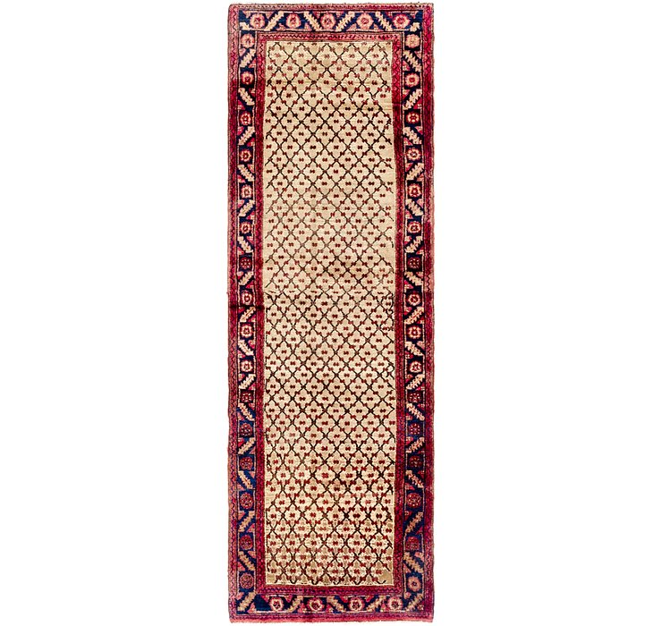3' x 10' Koliaei Persian Runner ...