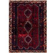 Link to 4' 5 x 6' Hamedan Persian Rug