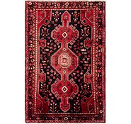 Link to 4' 8 x 7' 2 Hamedan Persian Rug