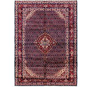 Link to 7' x 9' 4 Mood Persian Rug