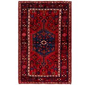 Link to 4' 3 x 6' 9 Hamedan Persian Rug