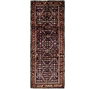 Link to 110cm x 290cm Hossainabad Persian Runner Rug