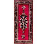 Link to 122cm x 280cm Hamedan Persian Runner Rug