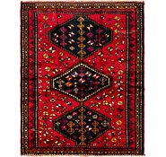 Link to 152cm x 190cm Shiraz Persian Rug